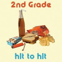 2nd Grade - Hit To Hit [Easter Yellow LP]