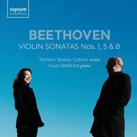 Tamsin Waley-Cohen - Violin Sonatas 1 & 5 & 8