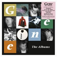 Gene - Albums [Import Limited Edition 9CD Box Set]