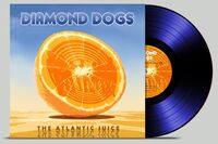 Diamond Dogs - Atlantic Juice (Solid Blue Vinyl) (Blue)