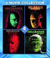 Hellraiser 4-Movie Collection - Hellraiser: 4-Movie Collection