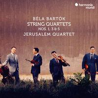 Jerusalem Quartet - Bartok: String Quartets Nos.1, 3 & 5