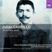 Carrillo - Orchestral Music