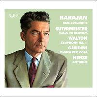 Ghedini / Karajan - Rare Documents