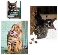 Marttila, Andrew - Cats on Catnip Mini Puzzles