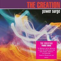 Creation - Power Surge [140-Gram Clear Vinyl]