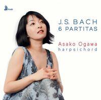 J Bach S / Ogawa - 6 Partitas BWV 825-830