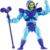 "Masters Of The Universe - Mattel Collectible - Masters of the Universe Origins 5.5"" Skeletor (He-Man, MOTU)"