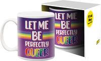 Pride Perfectly Queer 11Oz Boxed Mug - Pride Perfectly Queer 11oz Boxed Mug