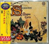 Magna Carta - Seasons [Reissue] (Jpn)