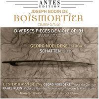 Boismortier / Les Deux Violes - Diverses Pieces De Viole 31
