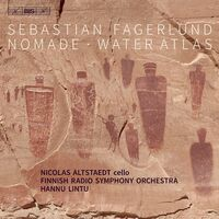 Fagerlund / Altstaedt / Lintu - Nomade For Cello & Orchestra (Hybr)