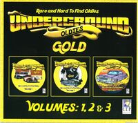 Underground Oldies Gold Valu Pak 1 2 3 / Various - Underground Oldies Gold Valu Pak 1 2 3 / Various