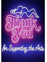 Thank You for Supporting the Arts - Thank You For Supporting The Arts