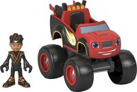 Blaze and the Monster Machines - Blaze And The Monster Machine Ninja Blaze And Aj