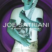Joe Satriani - Is There Love In Space [Colored Vinyl] (Gate) [Limited Edition] [180 Gram]