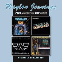 Waylon Jennings - What Goes Around Comes Around / Music Man / Black