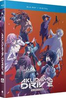Akudama Drive: Complete Season - Akudama Drive: Complete Season (2pc) / (2pk Digc)