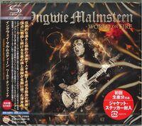 Yngwie Malmsteen - World On Fire (Jpn)