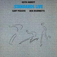 Keith Jarrett - Standards Live (Reis) (Jpn)