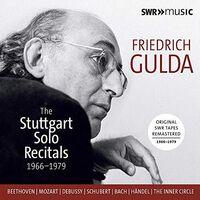 FRIEDRICH GULDA - Stuttgart Solo Recitals