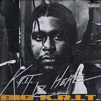 Big K.R.I.T. - K.R.I.T. Iz Here [LP]