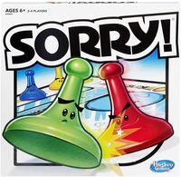 Sorry - Hasbro Gaming - Sorry