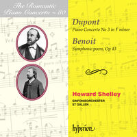 Howard Shelley - The Romantic Piano Concerto Vol.80