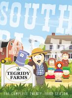 South Park [TV Series] - South Park: The Complete Twenty-Third Season