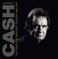 Johnny Cash - The Complete Mercury Albums (1986-1991) [7-CD Box Set]