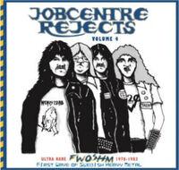 Jobcentre Rejects Vol 4 - Ultra Rare Fwoshm 1978- - Jobcentre Rejects Vol. 4 - Ultra Rare Fwoshm 1978-