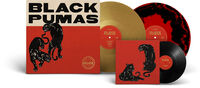 Black Pumas - Black Pumas: Deluxe Edition [Gold/Black & Red Splatter 2LP+7in]