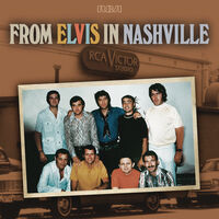 Elvis Presley - From Elvis In Nashville [2LP]