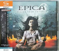 Epica - Design Your Universe (SHM-CD)