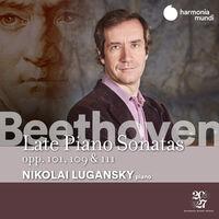 Nikolai Lugansky - Beethoven: Late Piano Sonatas