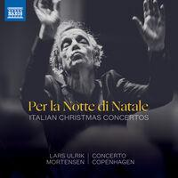 Concerto Copenhagen - Per La Notte Di Natale / Various