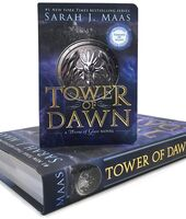 Maas, Sarah J - Tower of Dawn: A Throne of Glass Novel, Miniature Character Collection