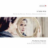 Debussy / Davila / Nachtsheim - O Luna Mia