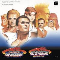 Snk Neo Sound Orchestra - Art Of Fighting III (Original Soundtrack)