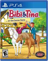 Ps4 Bibi & Tina at the Horse Farm - Bibi & Tina at the Horse Farm for PlayStation 4