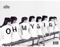 Oh My Girl - Oh My Girl (1st Mini Album) [Reissue] (Asia)