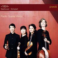 Beethoven / Pacific Quartet Vienna - 1824
