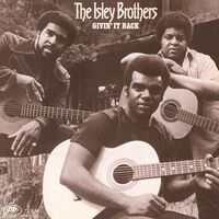 Isley Brothers - Givin It Back [Clear Vinyl] (Gate) [Limited Edition] [180 Gram] (Hol)
