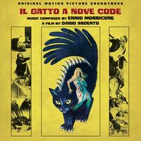 Ennio Morricone - Il Gatto A Nove Code: Cat O'nine Tails