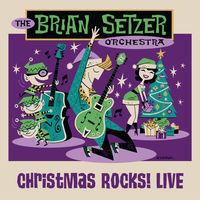Brian Setzer - Christmas Rocks! LIVE [Blu-ray]