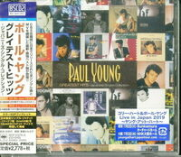 Paul Young - Japanese Singles Collection: Greatest Hits (Blu-Spec CD2 + DVD)