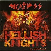 Death SS - Hellish Knights (Colv) (Ita)
