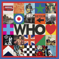 The Who - WHO [LP]