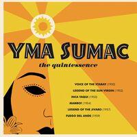 Yma Sumac - Quintessence