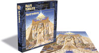 - Iron Maiden Powerslave (500 Piece Jigsaw Puzzle)